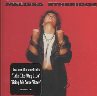 MELISSA ETHERIDGE BY ETHERIDGE,MELISSA (CD)