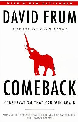 Comeback By Frum, David