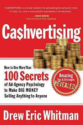 Cashvertising By Whitman, Drew Eric
